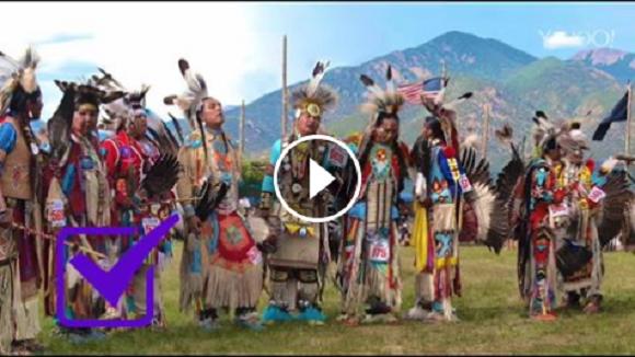 Movimiento en línea ubica virtualmente a miles de personas en North Dakota