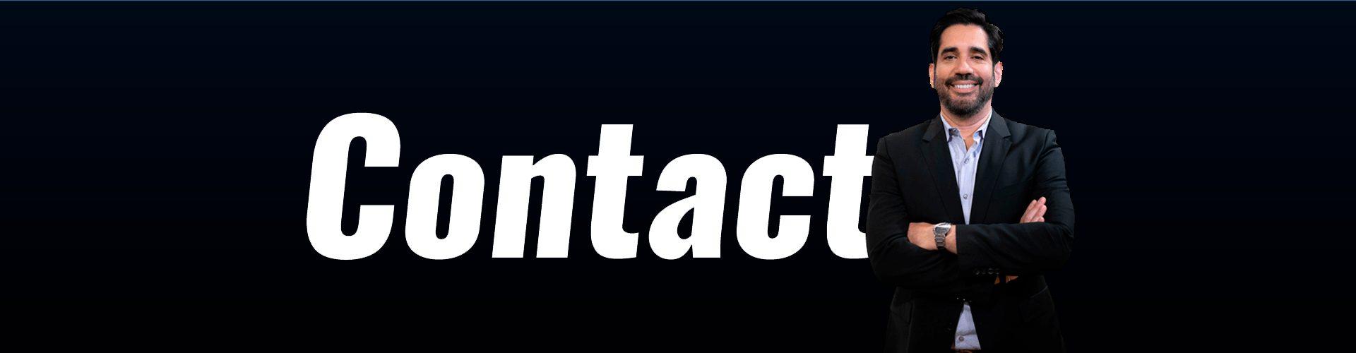 Contact Hiram Enriquez