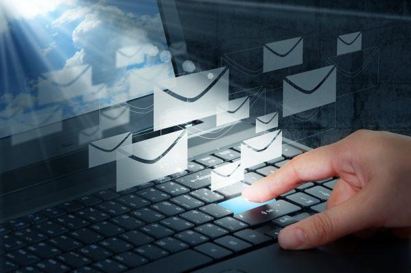 mercadeo por correo electrónico